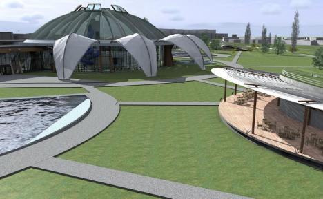 Aquapark-ul Nymphaea va fi administrat de ADP Oradea