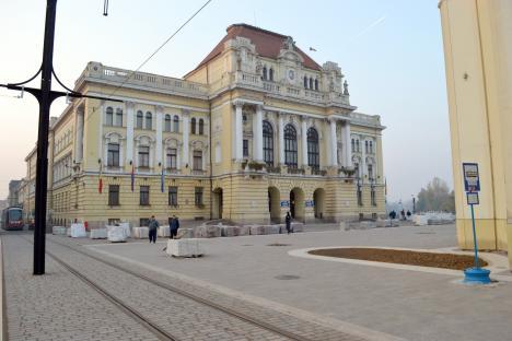 Bugetul local este cu 43% mai mic decât anul trecut ca urmare a închiderii proiectelor europene