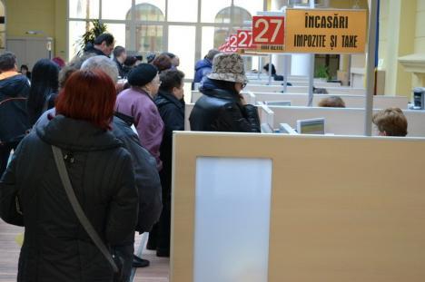 Se actualizează, dar nu cresc! Primăria Oradea supune dezbaterii publice taxele şi impozitele pe 2019