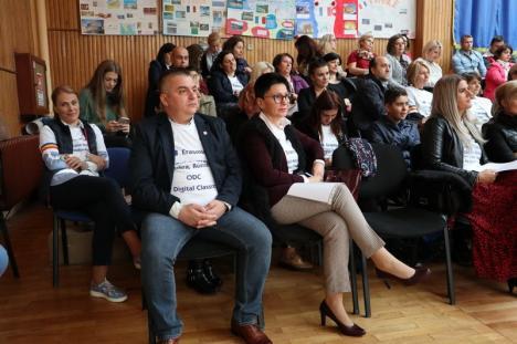 Elevii și profesorii de la Onisifor Ghibu se perfecționeazăîn IT în Norvegia, Spania, și Franțaprin programe Erasmus (FOTO)