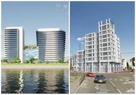 Două noi proiecte imobiliare aprobate în Oradea, unul cu 17 etaje. Vezi despre ce este vorba!
