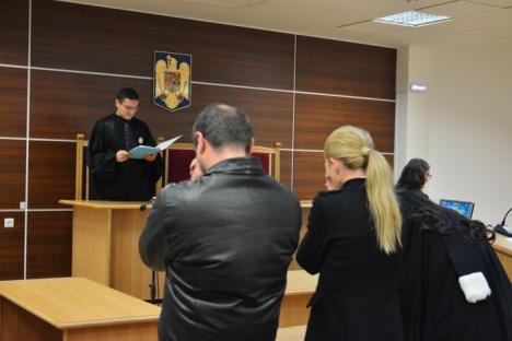 Curtea de Apel Oradea: Doctoriţa Călinescu trebuie să plătească 80.000 euro părinţilor Patriciei (FOTO)