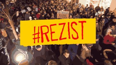Decizie controversată, la Înalta Curte de Casaţie şi Justiţie: Interzis la proteste spontane!