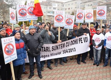 Localnicii din Sânmartin pot decide că nu vor gaze de şist, dar Primăria nu poate interzice exploatarea lor