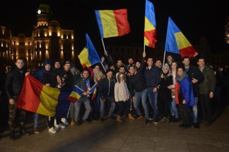 Oradea Civică vrea în audienţă la Iohannis: împreună cu alte ONG-uri din ţară, orădenii ii cer să intervină în apărarea Justiţiei