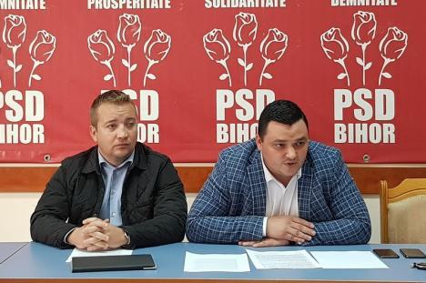 PSD-iştii orădeni vor ca asociaţiile sportive să aibă acces gratuit în Parcul Salca III