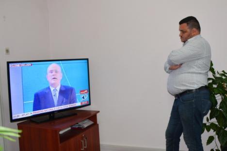 Dezamăgire la PSD Bihor: Rezultate 'incorecte', 'poate românilor nu le-a convenit că li s-au mărit salariile şi pensiile'. Pavel nu mai merge la Bruxelles (FOTO / VIDEO)