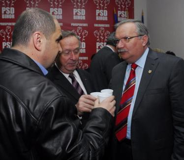PSD: 'Am făcut un scor mai strâns decât ne aşteptam' (FOTO)