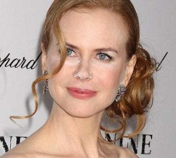 Nicole Kidman, machiaj horror (VIDEO)