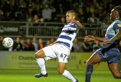 George Puşcaş a marcat primele goluri pentru Reading (VIDEO)