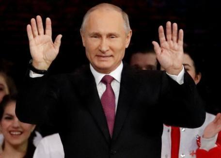 Alegeri în Rusia: Vladimir Putin se pregăteşte de un nou mandat