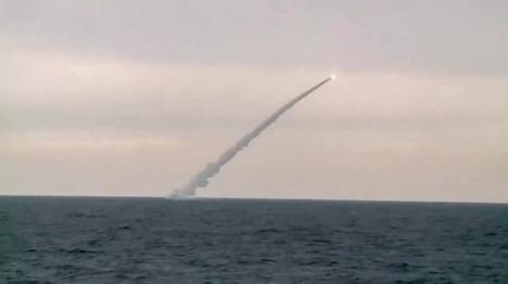 Ordinul lui Putin: Rusia a făcut, joi, teste nucleare de amploare