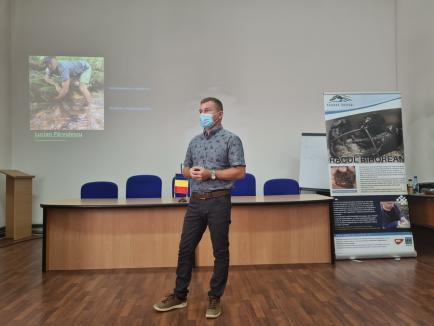 Cum va fi protejat racul bihorean? Cercetătorii vor ca specia să fie ocrotită de lege (FOTO / VIDEO)