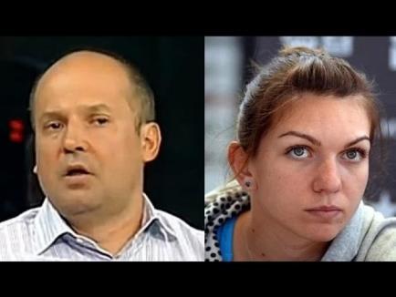 Comentariu scandalos făcut de Radu Banciu, despre Simona Halep: 'E ridicol că a ajuns numărul 1 mondial! Face tenis pentru avere, pentru a-şi umple zilele cu ceva'