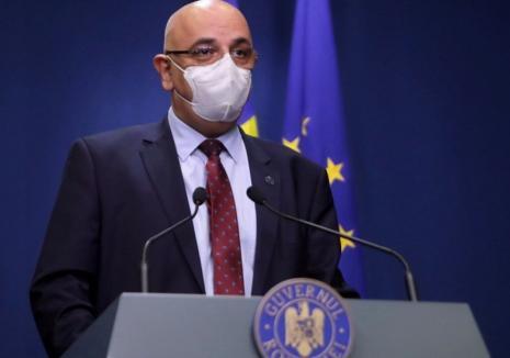 Dr. Raed Arafat: România nu va aplica restricţii pentru cei care nu se vaccinează anti-Covid