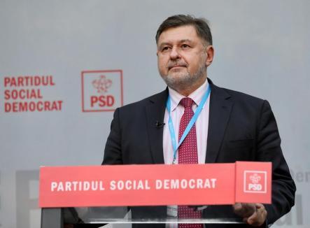 Surpriză! Dr. Alexandru Rafila, candidat din partea PSD la alegerile parlamentare (VIDEO)
