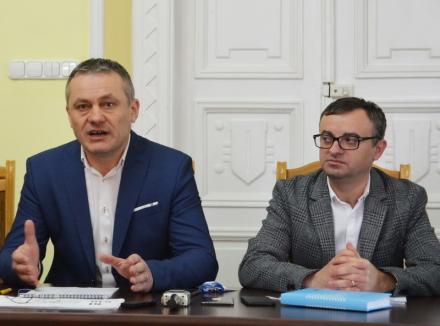 Direcția de proiecte, la raport: Oradea derulează 71 de investiţii europene în valoare de 360 milioane euro