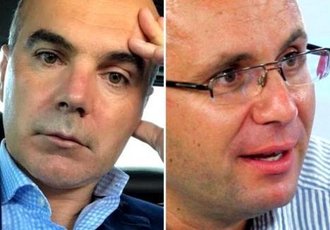 Scandal la Realitatea TV: Cozmin Guşă îl pune pe liber pe Rareş Bogdan