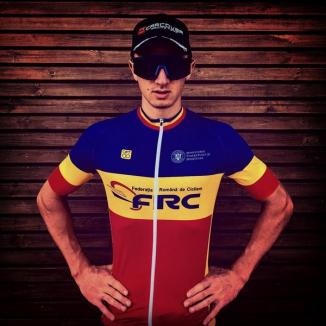 Ciclistul orădean Raul Sînza este noul campion naţional la Marathon