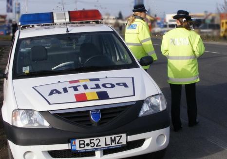 Razii de amploare a Poliției Bihor în Marghita şi împrejurimi: S-au găsit 69 de racorduri ilegale la curent!