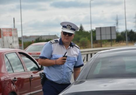 Razie în Tileagd: Doi hoţi şi doi vandali au ajuns pe mâna poliţiştilor