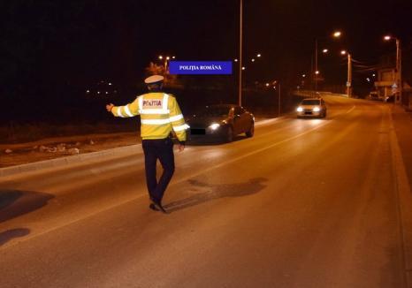 Beiuşean prins drogat la volan: Poliţiştii i-au întocmit dosar penal
