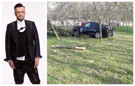 Cunoscutul designer Răzvan Ciobanu a murit într-un accident. A intrat cu maşina în copaci (VIDEO)