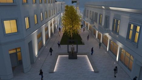 Oradea la pas: Primăria va investi 11 milioane euro pentru transformarea unor zone în artere pietonale (FOTO)