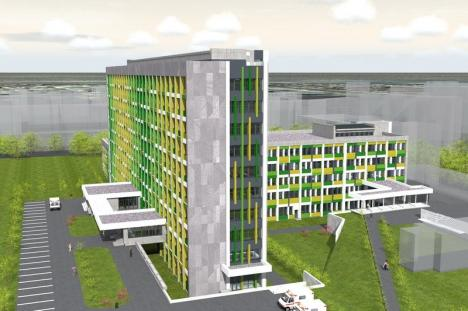 Spitalul Judeţean şi cel Municipal vor fi reabilitate, printr-un proiect european de 13 milioane euro. Vezi cum vor arăta! (FOTO)