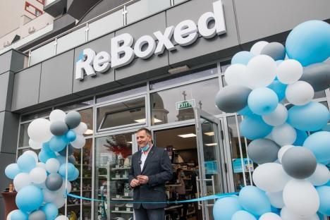 S-a deschis, în Oradea, primul magazin ReBoxed cu produse electrocasnice resigilate! (FOTO / VIDEO)