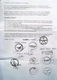 Coaliţia Rogerius cere Prefecturii să atace ca nelegale Hotărârile de Consiliu Local privind asociaţiile de proprietari