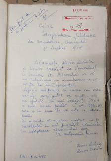 Reclamații la Partid: Ce plângeri făceau bihorenii în perioada comunistă