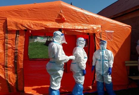 Raport DSP Bihor după două luni de pandemie Covid-19: Peste 500 de anchete epidemiologice şi peste 3.200 de probe recoltate pentru teste