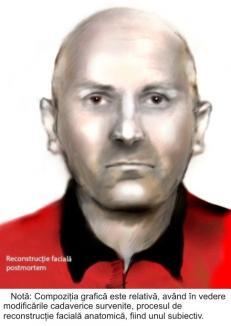 Parchetul disperării: Procurorii au omis să anunţe publicul că bărbatul cu chip necunoscut a fost, de fapt, victima unui omor! (FOTO)