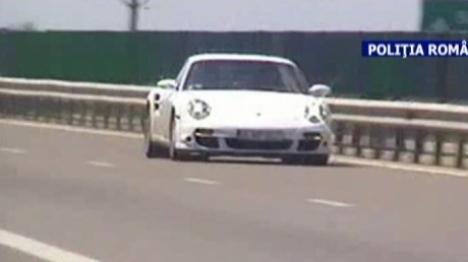 Record naţional: 250 km pe oră pe Autostrada Soarelui (VIDEO)