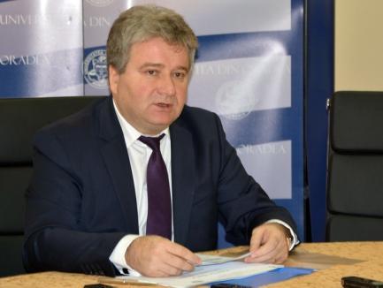 Bungău şi-a anunţat candidatura pentru un nou mandat de rector: Îmi doresc să continui ce s-a făcut bine şi foarte bine