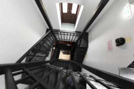 Acces gratuit! Turnul Primăriei Oradea a fost redeschis publicului după doi ani de șantier (FOTO / VIDEO)