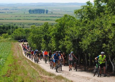 Evenimentul 'Redescoperă Bihorul pe bicicletă', amânat din cauza vremii