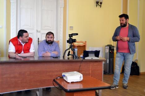 Harta de zgomot: Consilierii PSD se opun construirii unei noi linii de tramvai în Oradea (FOTO)