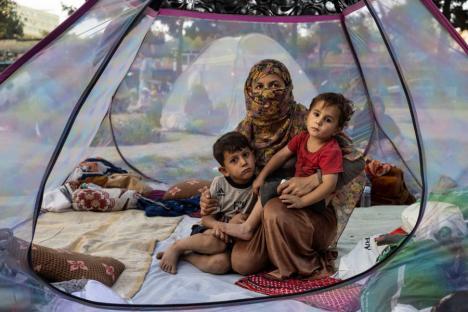 Airbnb va ofericazare pentru 20.000 de refugiați afgani