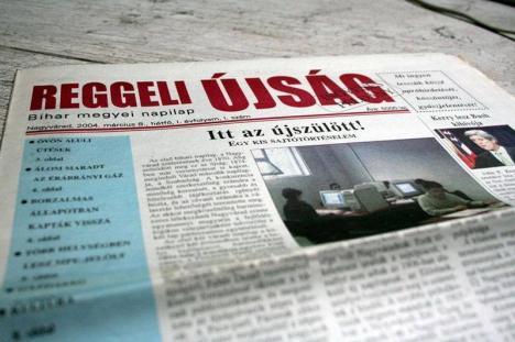 Fraţii Micula şi-au închis ziarul de limbă maghiară. Ziariştii au făcut reclamaţie la ITM