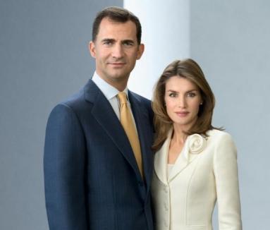 Spania în sărbătoare: Regele Felipe al VI-lea şi regina Letizia sunt încoronaţi