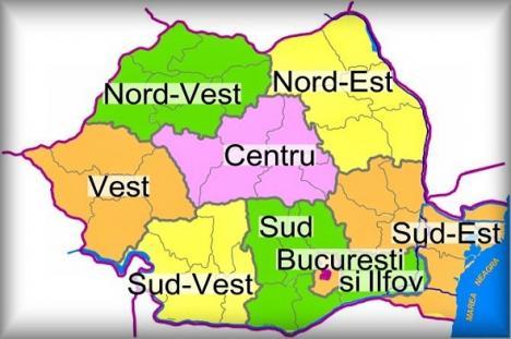"""Cseke Attila: O regionalizare în care Bihorul ar fi """"lipit"""" de Cluj este nelegală!"""