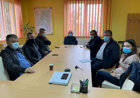 Grupul de Acţiune Locală Valea Velj, şedinţă de lucru pregătitoare pentru perioada de finanţare2021-2027