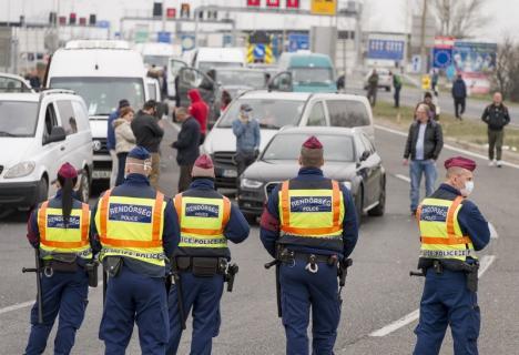 Şi ungurii ne pun restricţii: De miercuri, românii care merg în Ungaria vor intra în carantină (VIDEO)