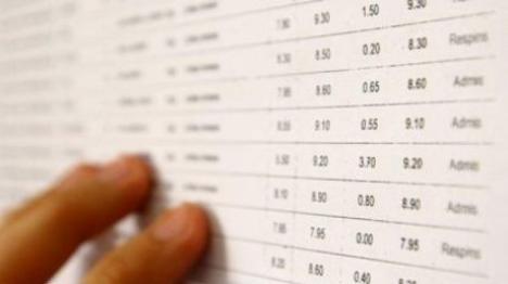 Admiterea la liceu: Au fost publicate rezultatele primei repartizări computerizate
