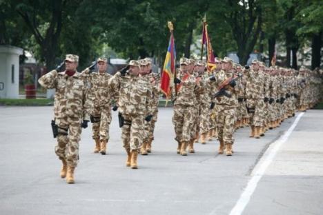 România începe oficial retragerea trupelor din Afganistan