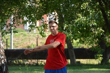 Baschetbaliştii de la CSM CSU Oradea s-au reunit pentru demararea pregătirilor noului sezon (FOTO)