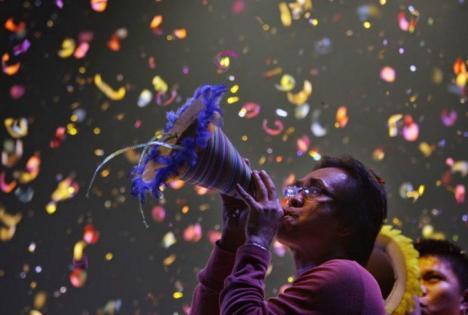 Anul Nou în jurul lumii: Cele mai ciudate obiceiuri pentru noaptea dintre ani