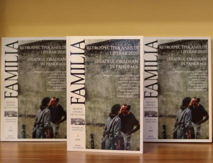 Unde ieşim săptămâna asta, în Oradea: Revista Familia îşi lansează cu public noul număr şi noul site